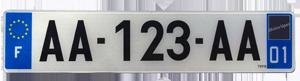 Carte grise sur internet commander vos plaques d 39 immatriculation en lig - Achat plaque plexiglass castorama ...